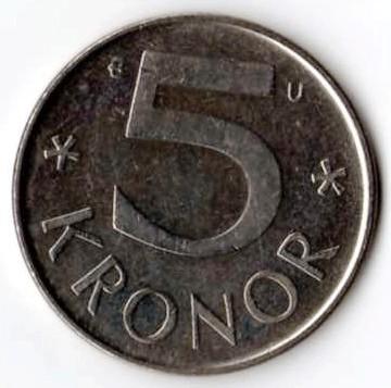 SVEZIA 5 CORONE