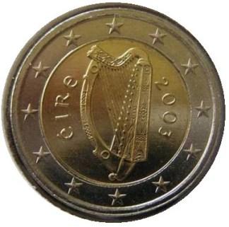 IRLANDA 2 EURO