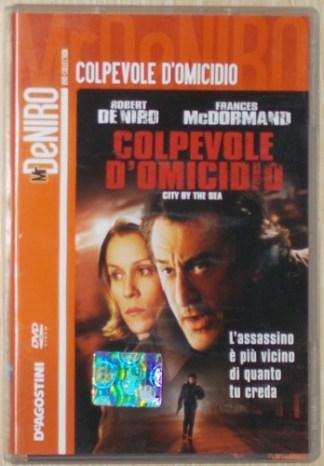 COLPEVOLE D'OMICIDIO