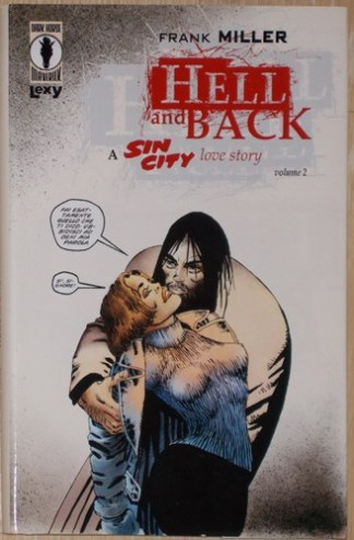 Hell and black a Sin City, Love story vol. 2