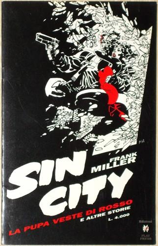 Sin City, la pupa veste di rosso