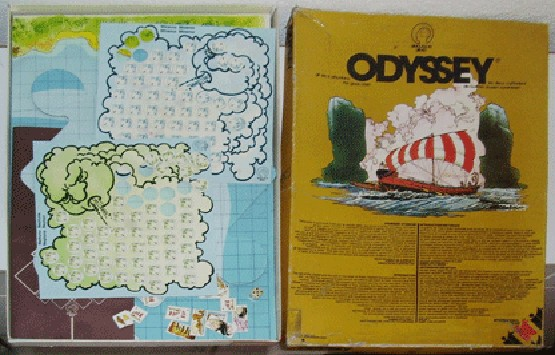 Odyssey - International team