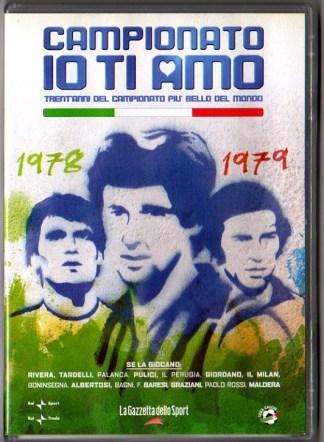 CAMPIONATO IO TI AMO 1978-1979