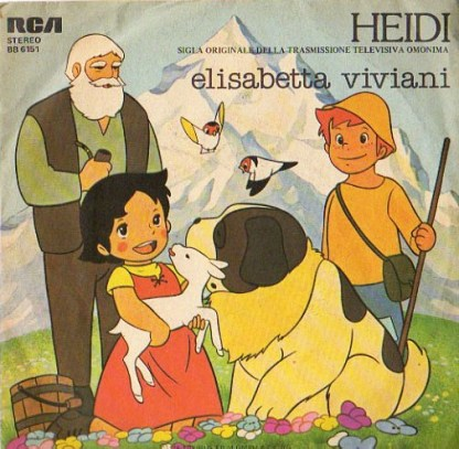 Heidi - Elisabetta Viviani