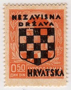 CROAZIA - 0,50 KUNA