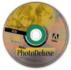 ADOBE PHOTODELUXE - F + GB + D