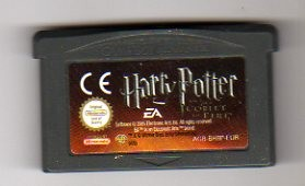 Harry Potter, il calice di fuoco - Game boy micro