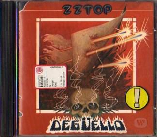 DEGUELLO - ZZ TOP