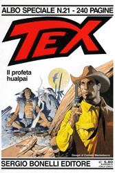 TEX - ALBO SPECIALE N° 21