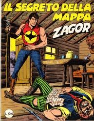 ZAGOR, 309, Il segreto della mappa