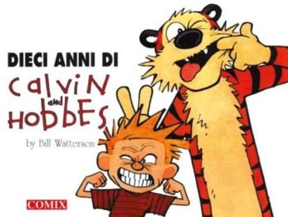 10 ANNI DI CALVIN AND HOBBES