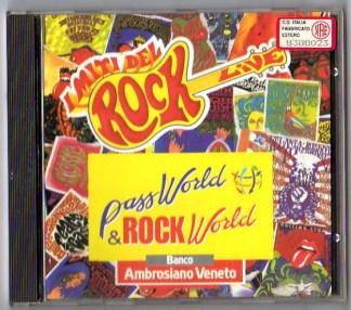 I miti del rock live, rock legend II - AAVV