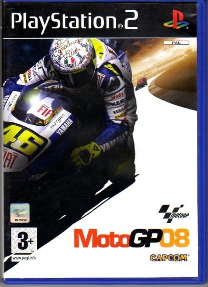 Moto GP 08 - PS2