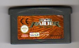 TOMB RAIDER / LA PROFEZIA - Game boy micro