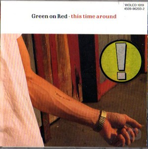 THIS TIME AROUND - GREEN ON RED