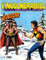 Zagor, 276, L'invulnerabile