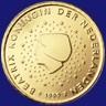 OLANDA 50 CENTESIMI - 2001