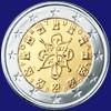 PORTOGALLO 2 EURO - 2002