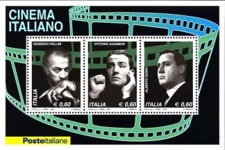 foglietto - cinema italiano