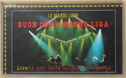 13 Marzo 1998, buon compleanno Liga