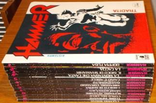 Hammer, 14 volumi, serie completa