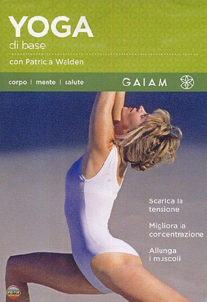 Yoga di base, Patricia Walden