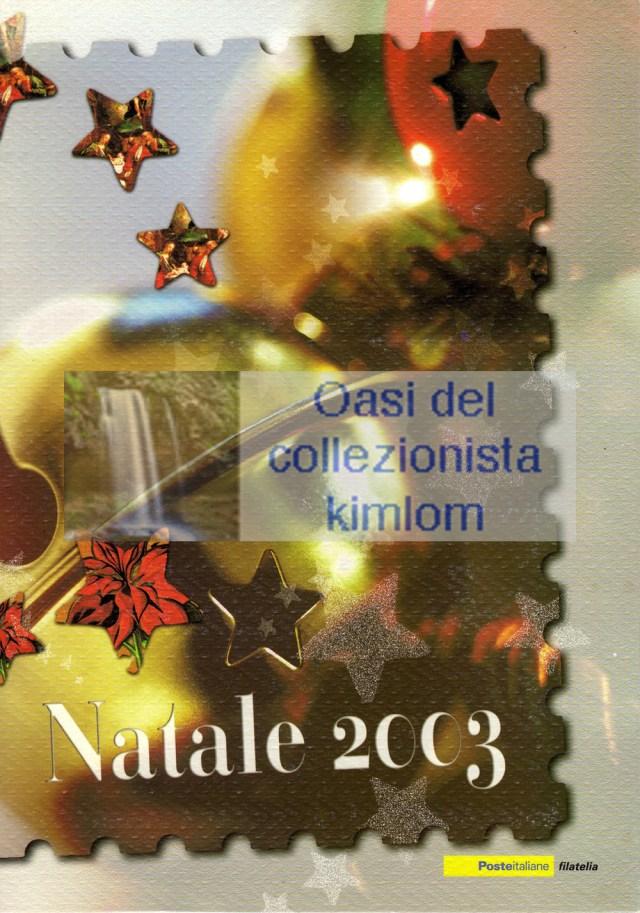 Natale 2003
