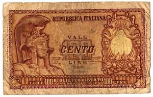 Italia 100 lire