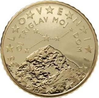 Slovenia 50 cent