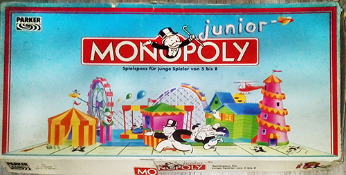 Monopoly junior - Parker