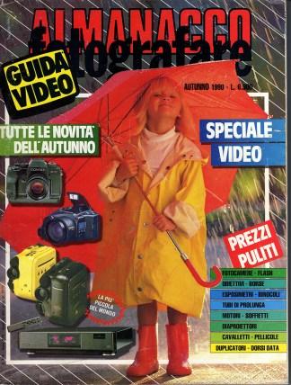 ALMANACCO FOTOGRAFARE 04-1990