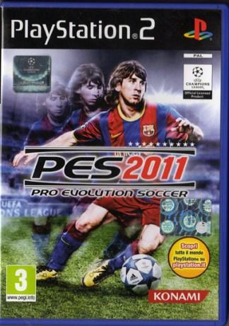 PES 2011 - PS2
