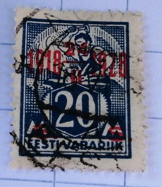 ESTONIA 20 M 1928