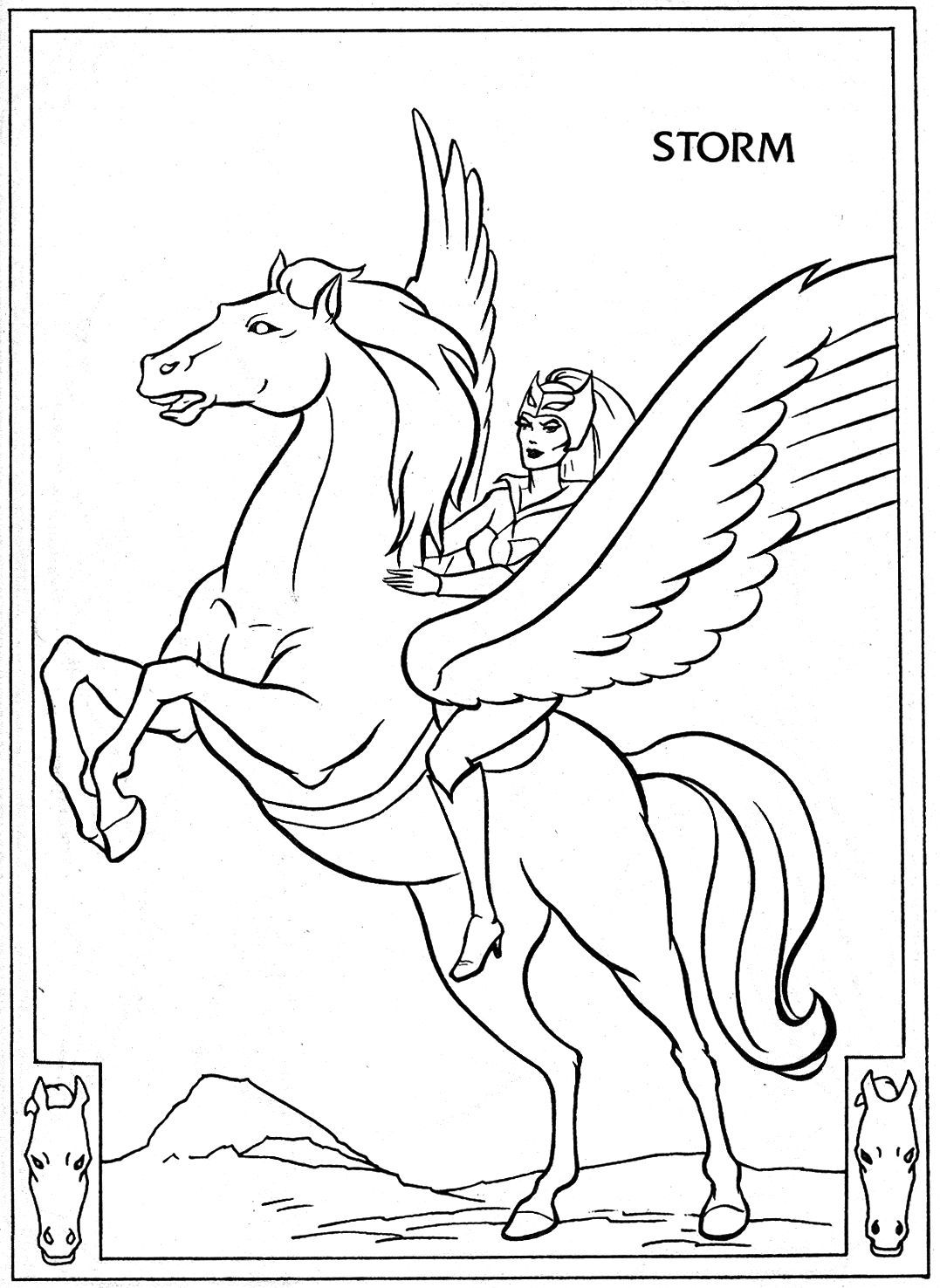 And She Ra He Man Coloring Pages Coloring Pages