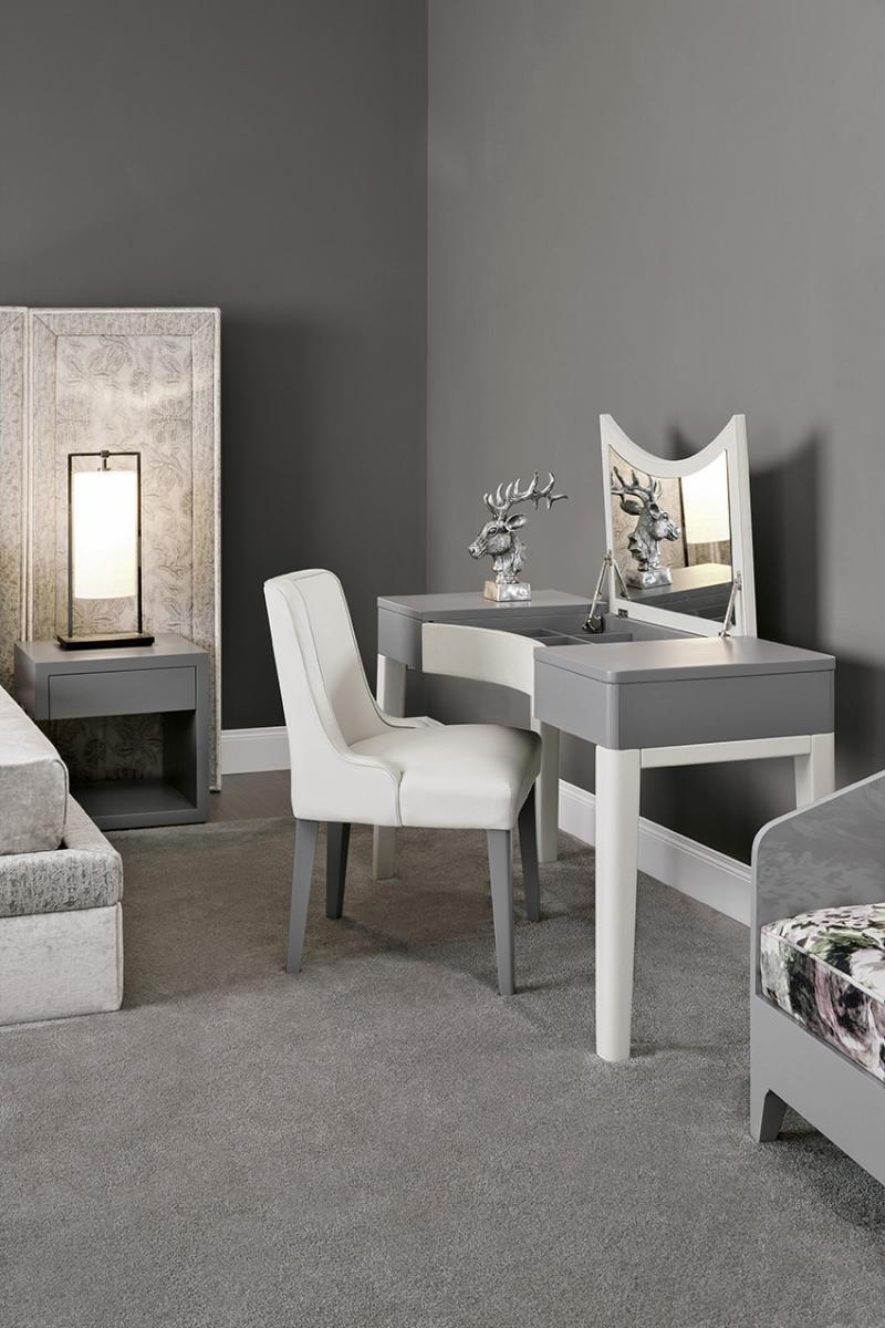 Shades Of Grey Sleeping Room Oasis Rooms Luxury Interior Design And Italian Furniture