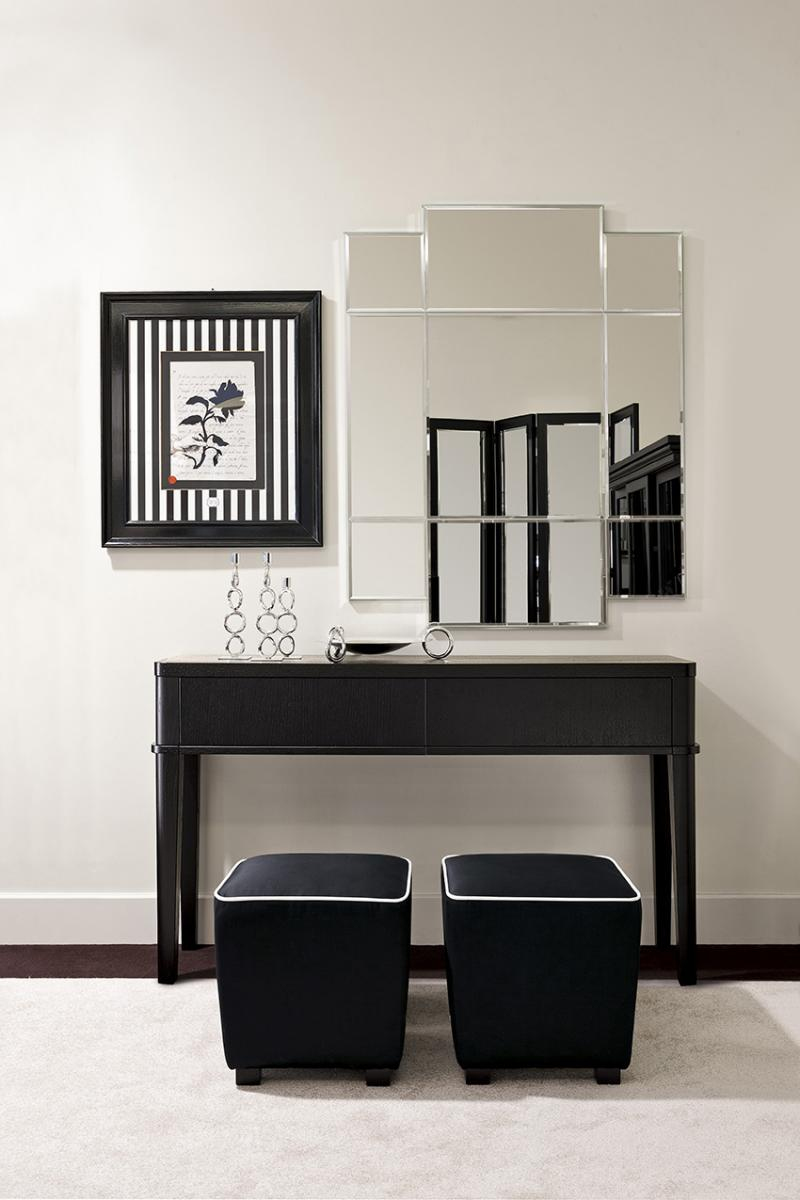 Black Amp White Theme Dining Room Oasis Rooms Luxury