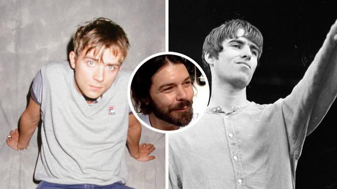 Damon Albarn, Simon Neil, Liam Gallagher
