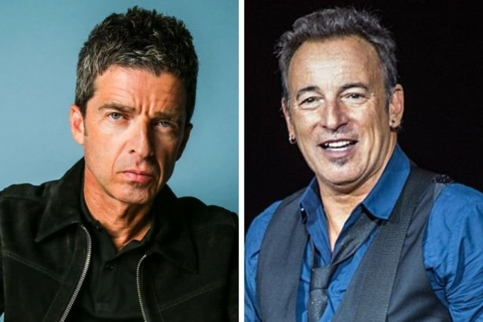 Noel Gallagher, Bruce Springsteen