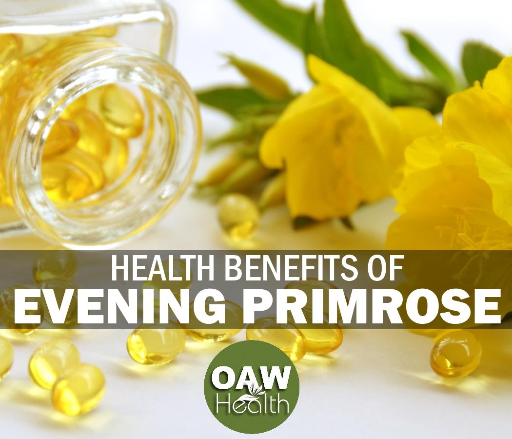 Health Benefits of Evening Primrose