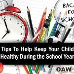 back to school health