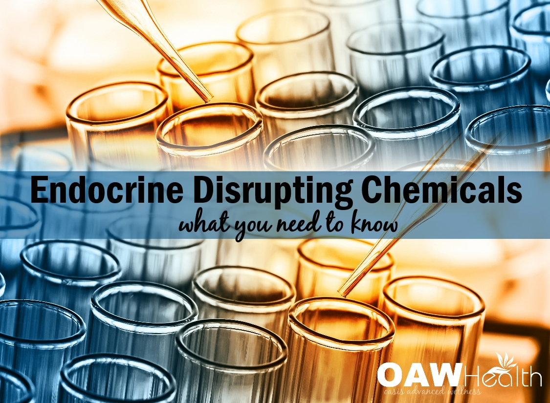 Endocrine Disrupting Chemicals – What You Need to Know