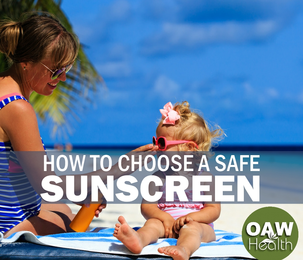 How To Choose A Safe Sunscreen