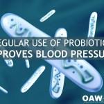 Regular Use Of Probiotics Reduces Blood Pressure