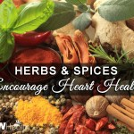 Herbs and Spices Encourage Heart Health