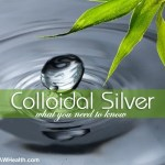 colloidal silver what you need to know