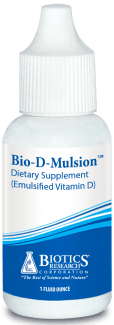Bio D-Mulsion (Vitamin D-3)