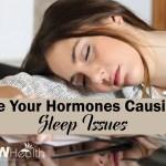 hormones and sleep issues