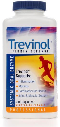 Trevinol Professional Enzymes (300-count) Vegetarian Formula