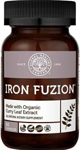 Iron Fuzion – Plant Based Iron Supplement