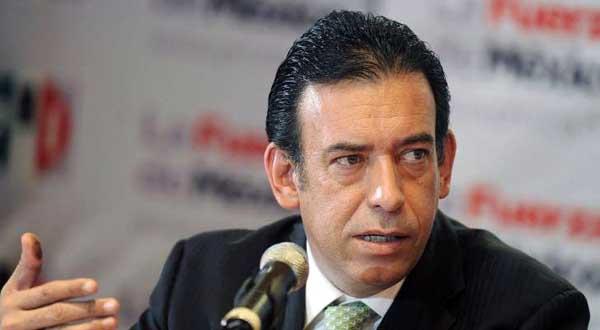 """Juez español envió a Humberto Moreira a prisión ante """"claro riesgo de fuga"""""""